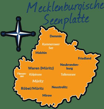 Mecklenburg Switzerland And Lake Kummerow Nature Park Wikipedia