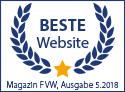 badge beste website