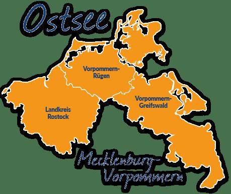 Ostseebad Boltenhagen Karte.Reiseführer Ostsee Mecklenburg Vorpommern Mit Hund Tipps Und Infos